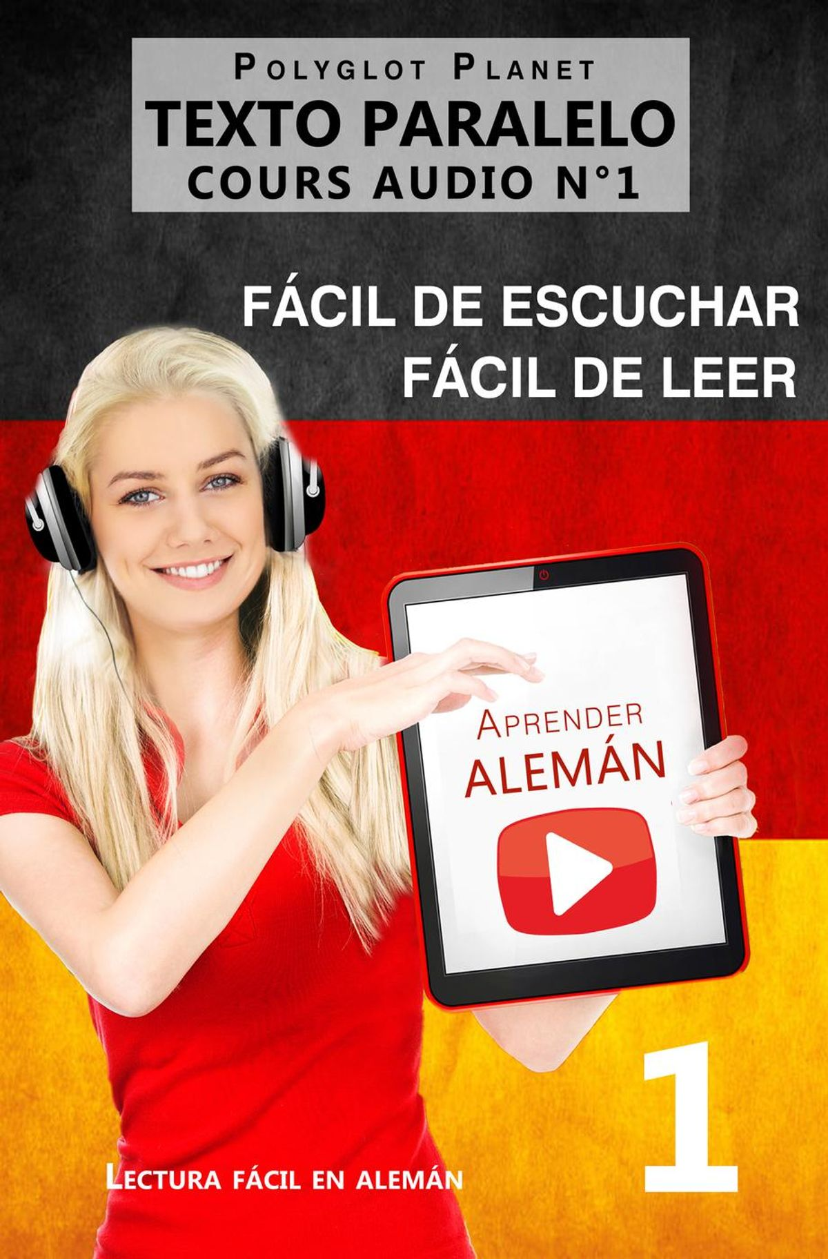 Aprender alemán | Fácil de leer | Fácil de escuchar