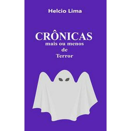 Crônicas mais ou menos de terror - eBook - Ideas De Terror Para Halloween