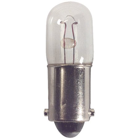 Bayonet Base Miniature Lamp (#44 6.3V 250mA Bayonet Base Lamp )
