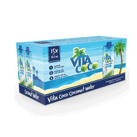 Vita Coco Pure Coconut Water, 15 pk./330mL