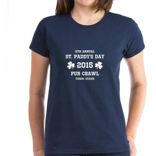 CafePress Personalized Pub Crawl T-Shirt