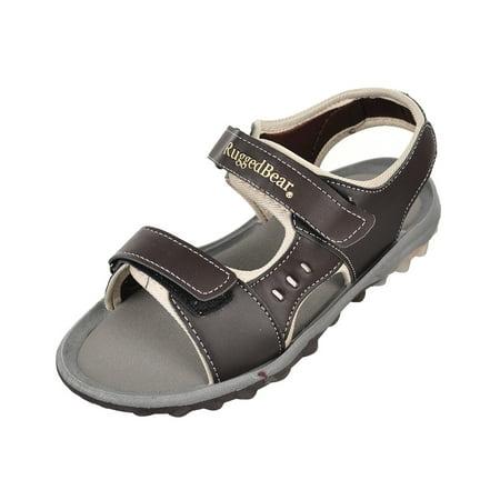 Rugged Bear Boys Sport Sandals Sizes 6 3