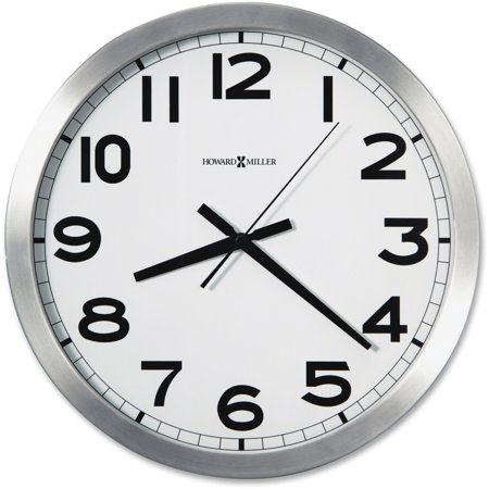 Howard Miller, MIL625450, Round Wall Clock, 1 (Howard Miller 625 377 Arendal Wall Clock)