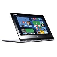 """Lenovo Yoga 3 Pro 80HE000DUS 2-in-1 13.3"""" Touch Screen Laptop Intel Core M 8GB Memory 256GB Solid State Drive Silver"""