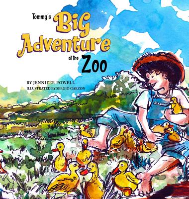 Tommy's Big Adventure at the Zoo