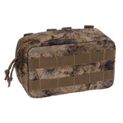 Voodoo Tactical 20-7211 MOLLE Utility Pouch for Vest, Voodoo Tactical Camo