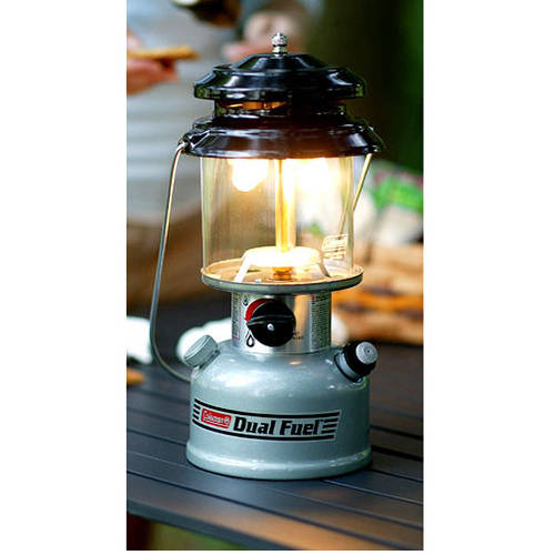Coleman 2-Mantle Dual Fuel Lantern