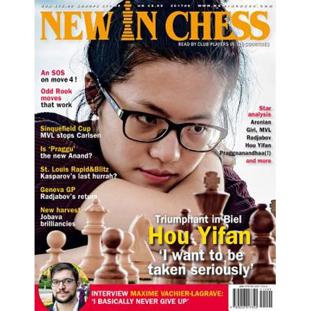 New in Chess Magazine 2017/6 : Read by Club Players in 116