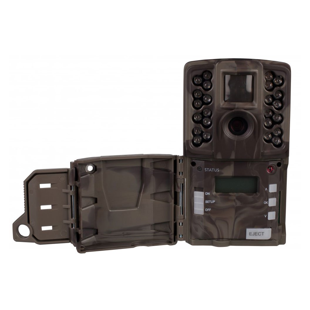 Moultrie A-40 Pro 14MP Low Glow Infrared Game Trail Camera with SD Card (2 Pack) - image 1 of 9