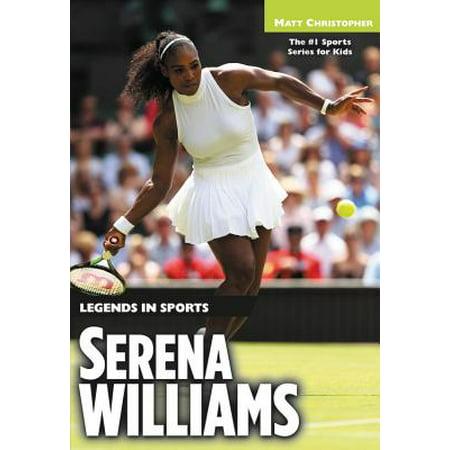 Serena Pump (Serena Williams : Legends in Sports)