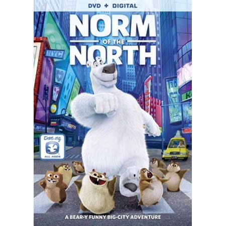 Norm of the North (DVD) - Anime North Halloween 2017