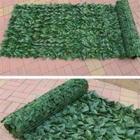 Artificial Privacy Panels Topiary Hedge Plant UV Protection Privacy Screen Garden Fence for Indoor Outdoor Backyard Home Decor