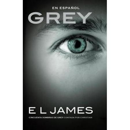Grey (En espanol) - eBook - Minnie Mouse En Español