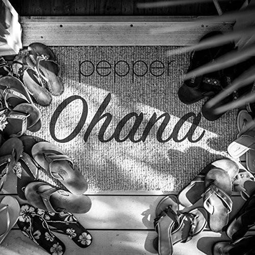 Pepper Ohana [CD] by