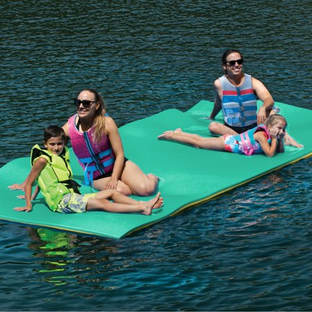 Floating Oasis Water Pad, Lake, Swimming Pool  Floating Pad, 180