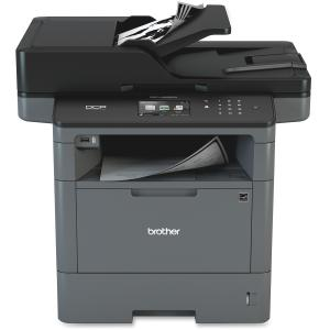 Brother DCP-L5650DN Laser Multifunction Printer - Monochr...