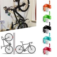 Mountain Road Bicycle Wall Parking Clamp Rack Bike Holder MTB Bike Storage Rack Cycling Tire Support Stand Mount