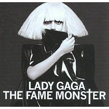 Monster's Halloween Dance Music (The Fame Monster (CD))