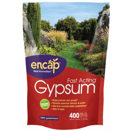 Gypsum Crystals - Encap Fast Acting Gypsum