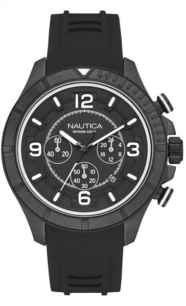 NAUTICA MEN'S WATCH NST 450 47MM by Nautica