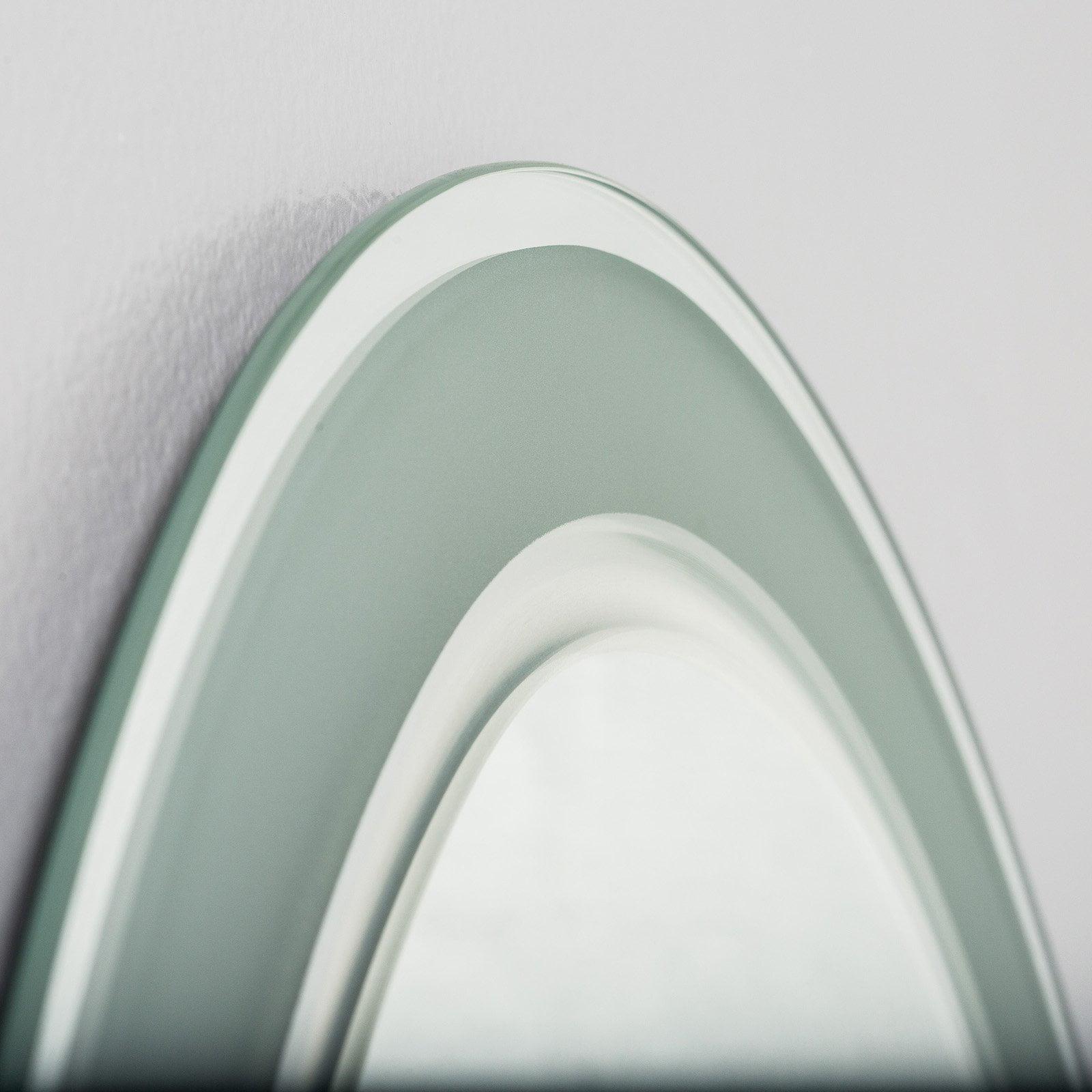 D 233 Cor Modern Alden Wonderland Bathroom Mirror