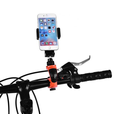 Mount Bike Bracket Gps - Ashata Motorcycle Bike Bicycle Handlebar Cell Phone GPS Mount Extension Bracket Holder  , Bicycle Phone Mount, Motorcycle Phone Holder