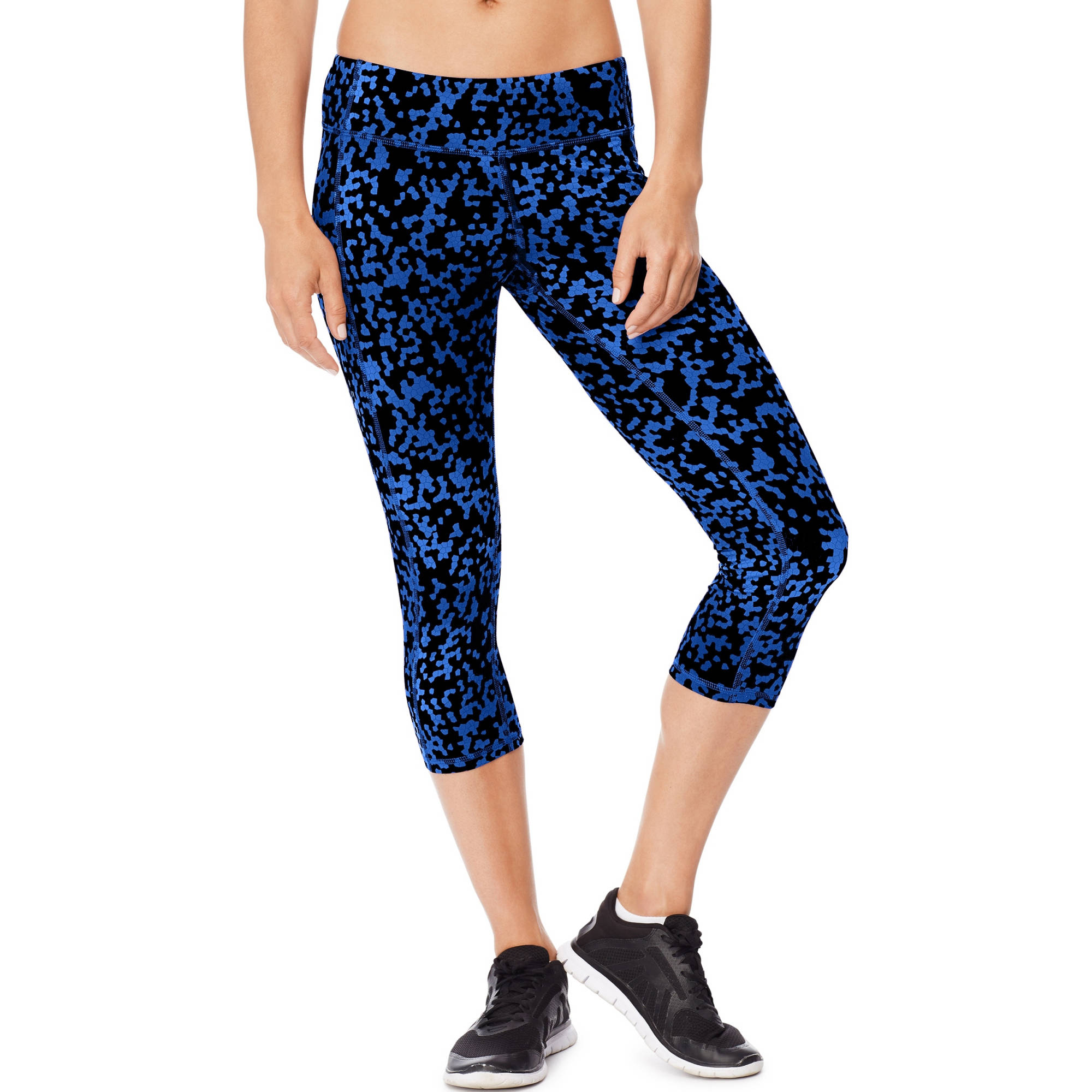 Hanes Sport Women's Performance Capri Leggings