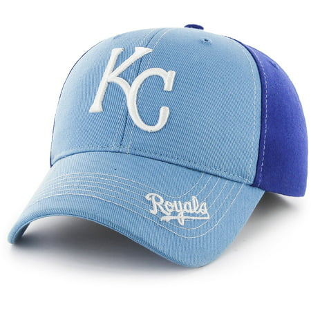 MLB Kansas City Royals Revolver Cap / Hat by Fan Favorite - Kc Royals Hats