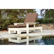 Uwharrie Chair CHCH-00C Chat Chaise Lounge Cushion - Grade C