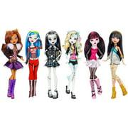 Monster High Original Core Doll Build Up