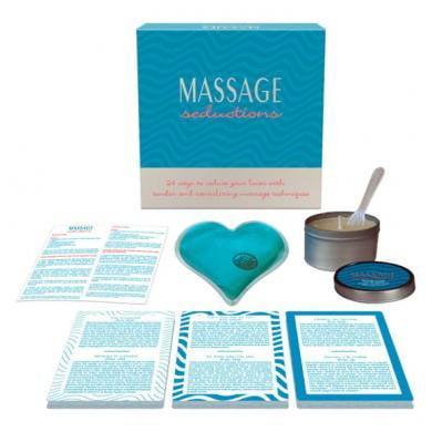 New - Massage Seductions Kheper Games, Health & beauty - Massage & relaxation - Aromatherapy By HnBlist (Message Gam)