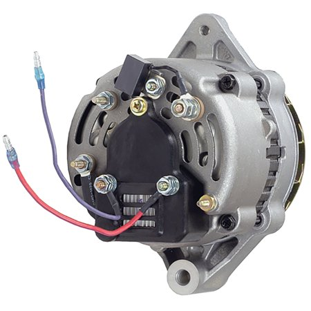 New Alternator for 5.7L Mercruiser Model 5.7L 85 86 87 88 89 90 91 92 93 94 95 96 1985-1996 A000B0331, AC155603, AC155604, AR150, AR150AA, AR150BA, 12449, 19685, 817119, 817119-1, 817119-2