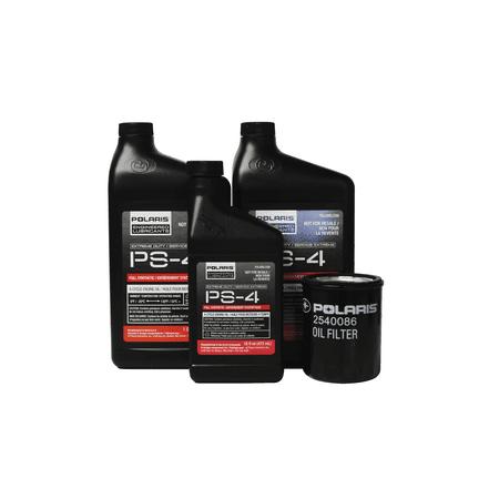 2015 Polaris RZR 4 XP 1000 EPS Razor OEM Extreme Duty Oil Change Kit 2879324 (Polaris 2015 Rzr 1000)