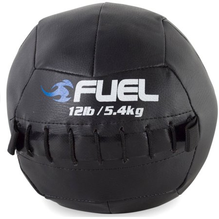 Fuel Pureformance Leatherette Medicine Ball