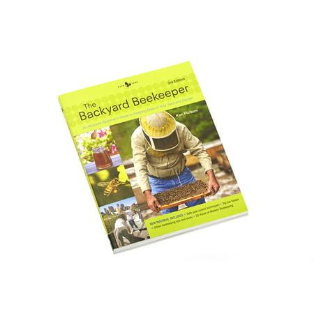 Little Giant Farm and Ag BKBACK Backyard Beekeeper Book