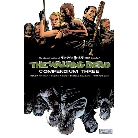 The Walking Dead Compendium  Volume 3   Issues  97 144   Paperback