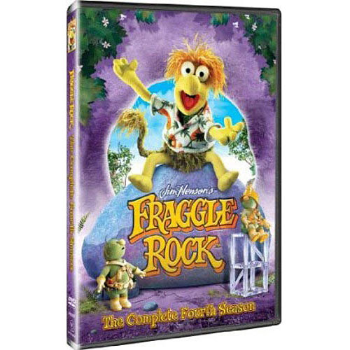 Fraggle Rock: The Complete Fourth Season