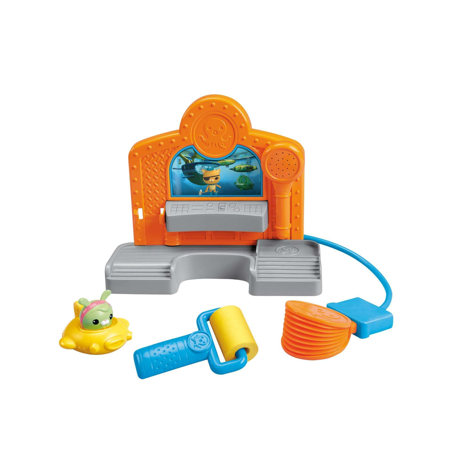 Fisher-Price Octonauts Tweak's Gup Wash