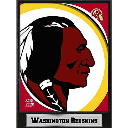 NFL Washington Redskins Photo Plaque, 9x12