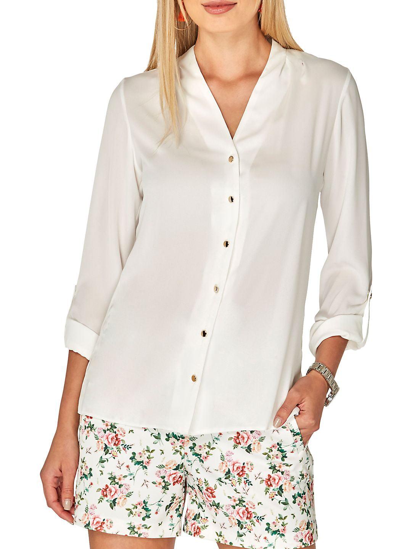 Flowy Casual Shirt