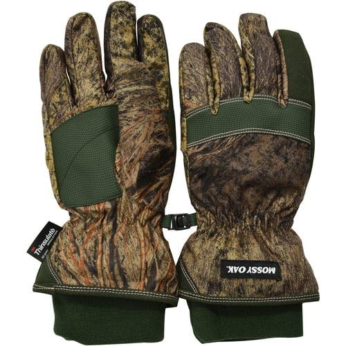 Mossy Oak Women's Heavyweight Gloves, Mossy Oak Brush