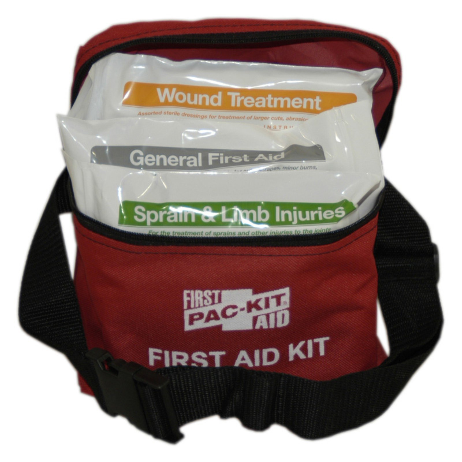 Pac-Kit Fanny Pack First Aid Kit