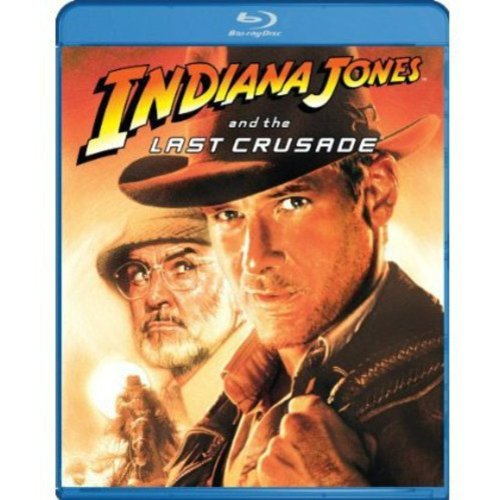 INDIANA JONES & THE LAST CRUSADE (BLU RAY)