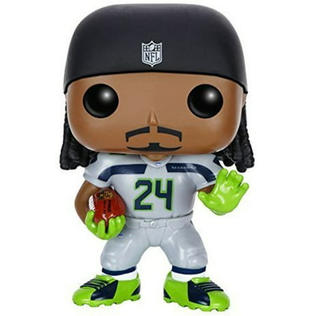 - FUNKO POP! SPORTS: NFL - MARSHAWN LYNCH