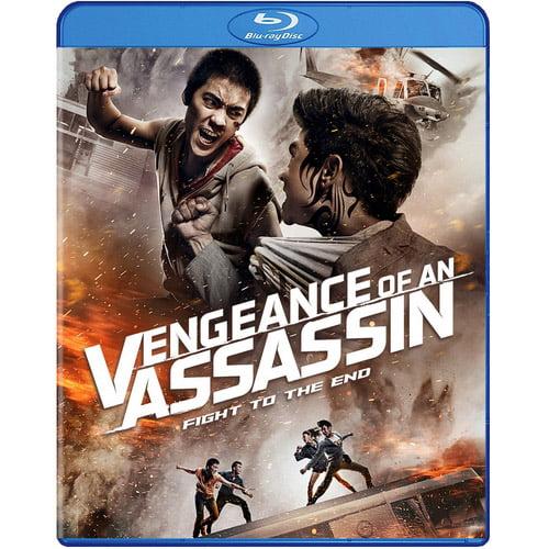 Vengeance Of An Assassin (Indonesian) (Blu-ray) (Widescreen)