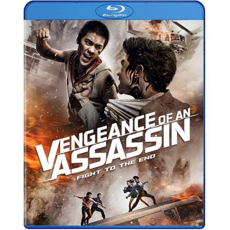 Vengeance Of An Assassin (Indonesian) (Blu-ray) (Widescreen)