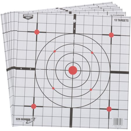 Birchwood Casey Plain Paper Target (Best Spotting Scope For Target Shooting)