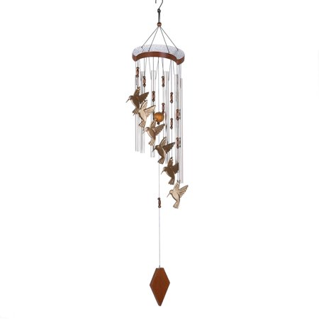 Wind Chimes, Best Unique Hummingbird Wind Chimes For Porch