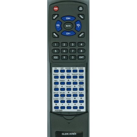 Replacement Remote for DENON 9H2307002060D, RT9H2307002060D, RC1128, DNV500BD, DBP1610, DBP2010CI -  Redi-Remote