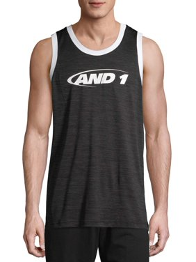 AND1 Men's Backboard Bully Top, up to 2XL